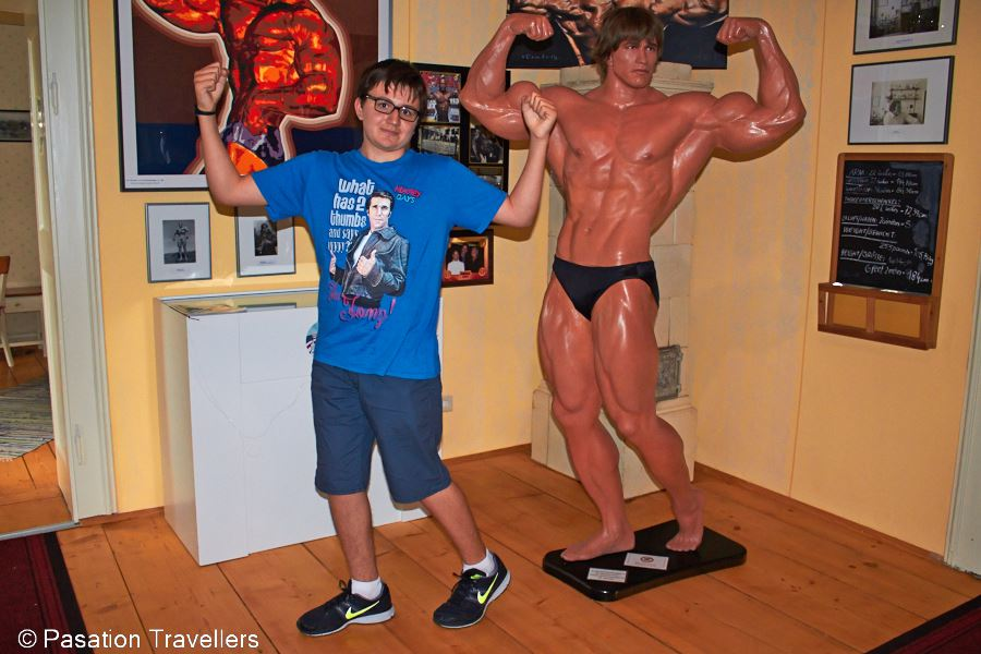 Arnold schwarzenegger museum for the ladies pasation travellers arnold schwarzenegger museum for the ladies voltagebd Image collections