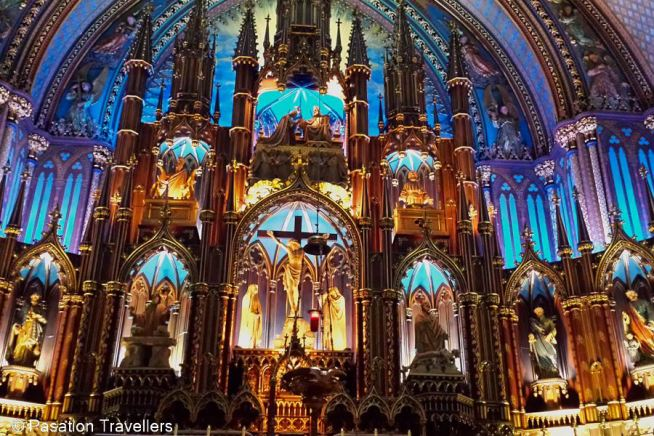 winter-in-montreal-48-hours-family-adventure-notre-dame-basilica-alter